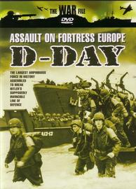 Assault On Fortress Europe: D-Day (The War File) on DVD