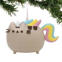 Pvc Hanging Ornament Magical Unicorn