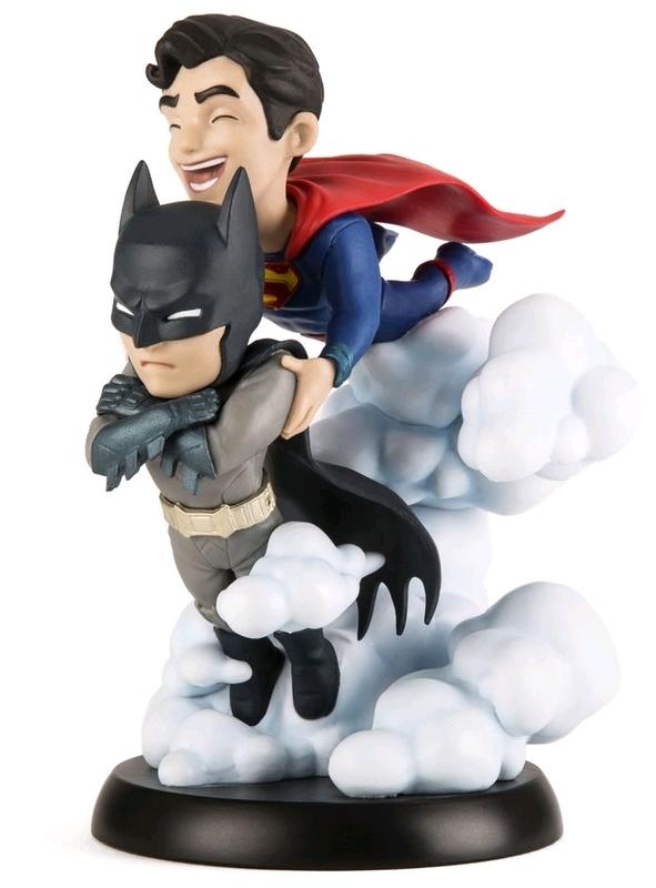 World's Finest: Batman & Superman - Q-Fig Figure