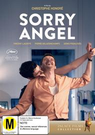 Sorry Angel on DVD image