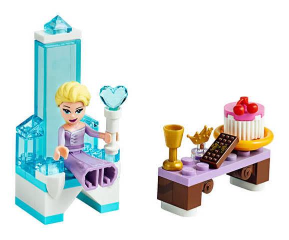 LEGO Disney - Frozen II Elsa's Winter Throne