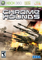 Chrome Hounds for Xbox 360
