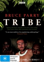 Tribe - Complete Series 1-3 (6 Disc Set) on DVD