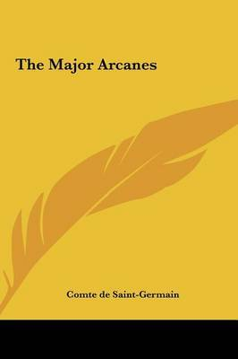 The Major Arcanes by Comte de Saint Germain image