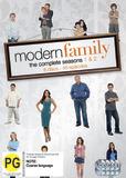 Modern Family - Seasons 1 & 2 DVD