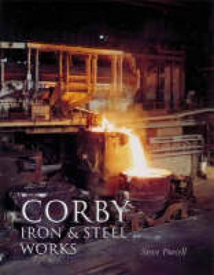 Corby Iron and Steel Works by Steve Purcell