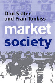 Market Society by Don Slater