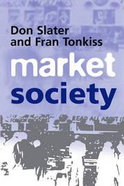 Market Society by Don Slater image