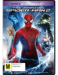 The Amazing Spider-Man 2 on DVD