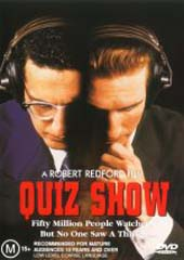 Quiz Show on DVD