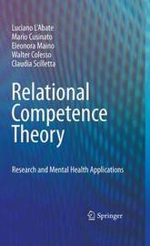 Relational Competence Theory by Luciano L'Abate