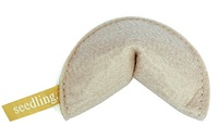 Seedling: Fortune Cookie Coin Purse - White