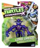 TMNT: Dimension X - Lord Dregg Basic Figure