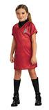 Star Trek: Deluxe Red Dress - (Small)