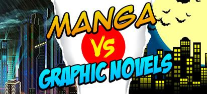 Graphic Novel & Manga Sale