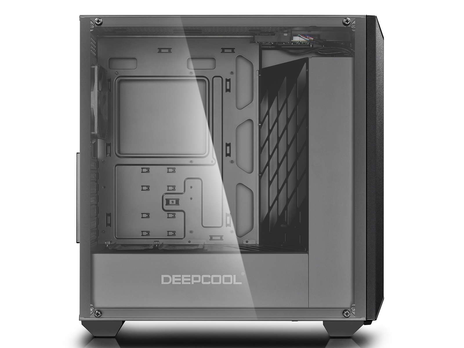 Deepcool Earlkase RGB Case w/ Expandable RGB Lighting image