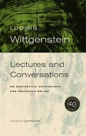 Wittgenstein by Ludwig Wittgenstein