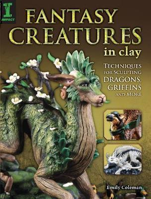Fantasy Creatures in Clay by Emily Coleman