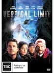 Vertical Limit on DVD