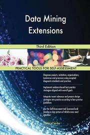 Data Mining Extensions Third Edition by Gerardus Blokdyk image