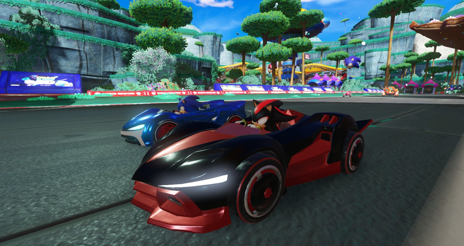 Team Sonic Racing for Xbox One image