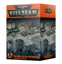 Warhammer 40,000: Kill Team - Kill Zone Sector Mechanicus