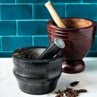 Cole & Mason Granite Pestle & Mortar - 18cm