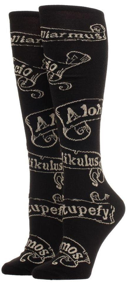 Harry Potter: Advanced Wizardry Spells - Knee High Socks image