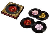 Woodstock: 45 Record - Coaster Set (Set of 4) image
