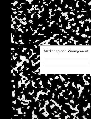 Marketing and Management by Mycomp Publications image