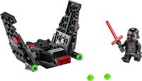 LEGO Star Wars: Kylo Ren's Shuttle - Microfighter (75264) image