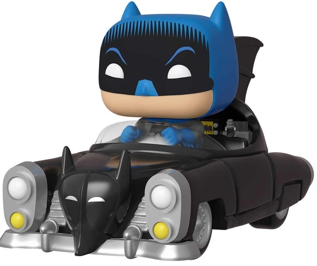 DC Comics: Batmobile (50's Ver.) - Pop! Ride Vinyl Figure