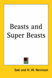 Beasts and Super Beasts by Saki image