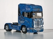 "Italeri Scania R620 ""Blue Shark"" Truck - 1:24 Model Kit images, Image 2 of 3"