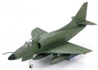 Douglas A-4K Skyhawk Kahu Composite Sqn RNZAF Ohakea AFB New Zealand 1997 1:72 Diecast Model
