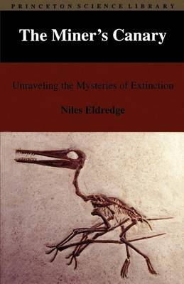 The Miner's Canary by Niles Eldredge image