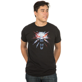 The Witcher 3 Medallion Premium Tee (Large)