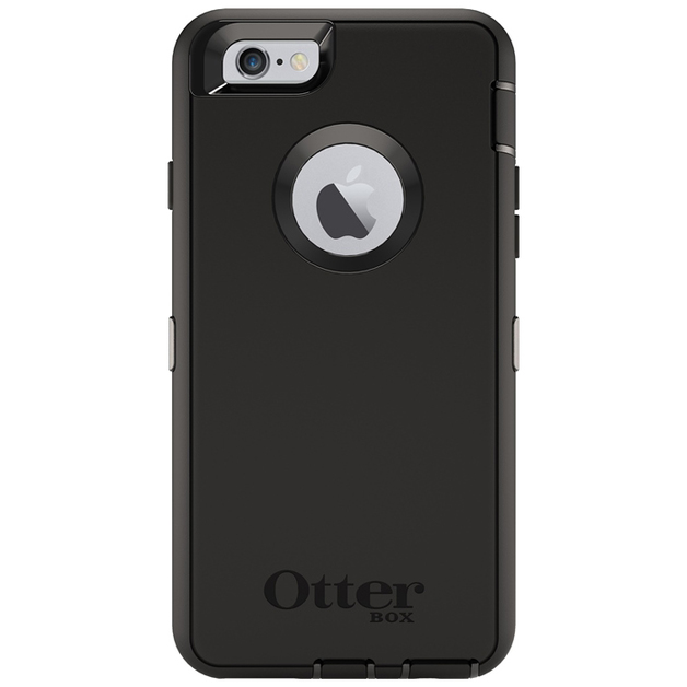 OtterBox Defender Series Case for iPhone 6/6s - Black