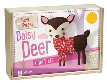 Sew Sweet: - Daisy Deer Craft Kit image