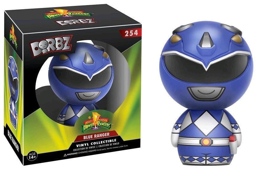 Power Rangers - Blue Ranger Dorbz Vinyl Figure image