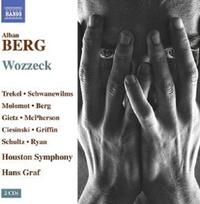 Alban Berg: Wozzeck by Alban Berg