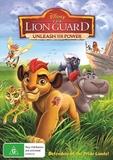 The Lion Guard : Unleash The Power DVD