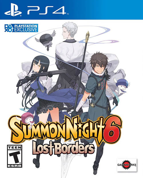 Summon Night 6 Lost Borders for PS4 image