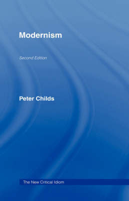 Modernism by Peter Childs
