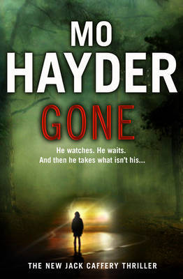 Gone by Mo Hayder image