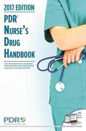 PDR Nurse's Drug Handbook 2017 by PDR Staff image