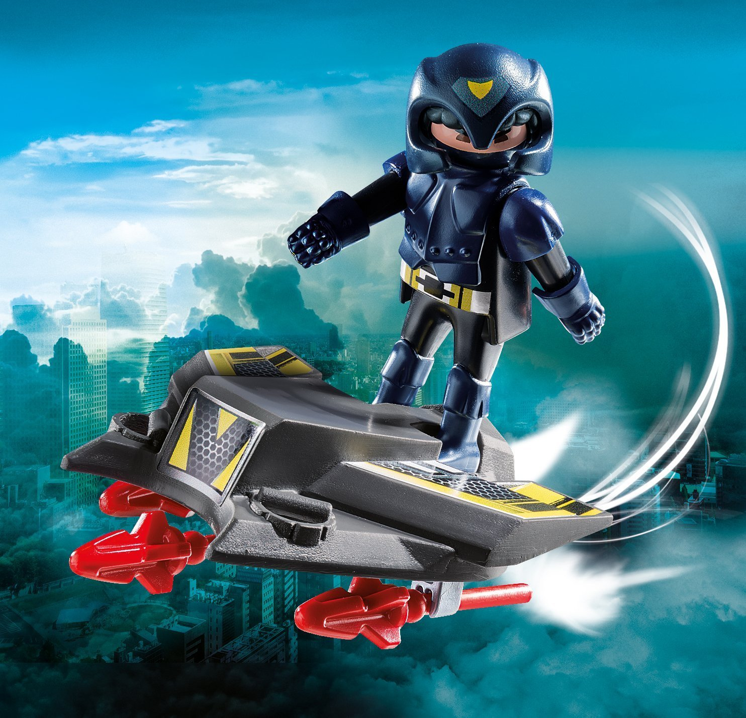 Playmobil: Special Plus - Sky Knight with Jet (9086) image