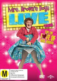 For The Love of Mrs. Brown on DVD