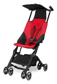 Pockit Stroller (Dragonfire Red)