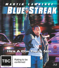 Blue Streak on Blu-ray